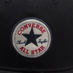 526560 Kšiltovka Converse core cap black