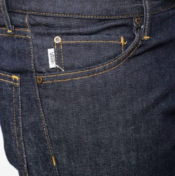Vans jeans Taper Raw Indigo