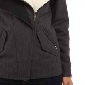 Bunda Vans Merser Jacket New Charcoal