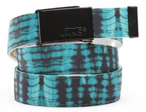 Vans pásek Fortified Web Belt Lake Blue